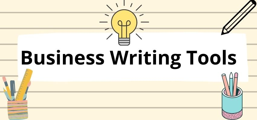 Best Business Writing Tools