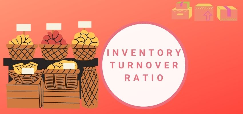 What is Inventory turnover ratio?