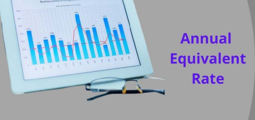 What is the Annual Equivalent Rate (AER)?