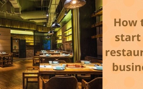 How to start restaurant business?