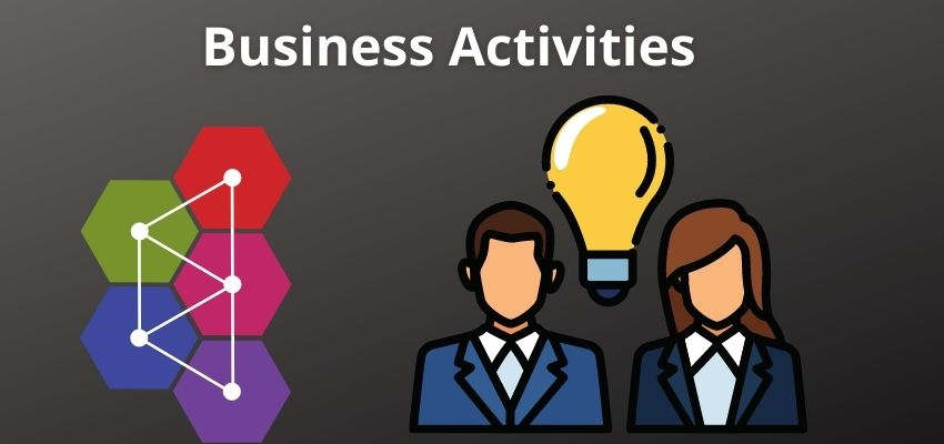 What are Business Activities?