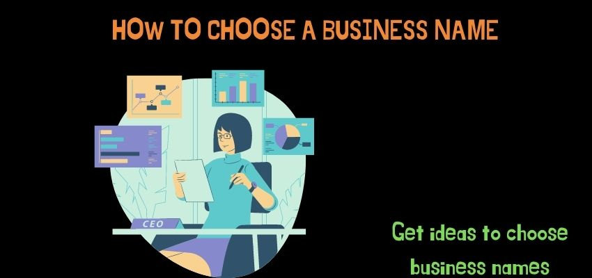 How to choose a business name?